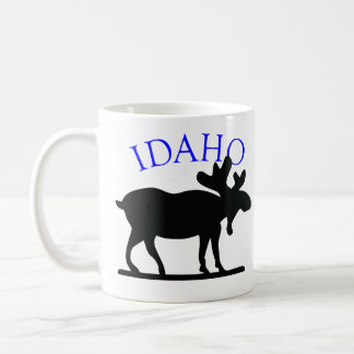 De Amerikaanse elanden van Idaho Koffiemok