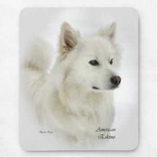 De Amerikaanse EskimoGiften van de Hond Muismat