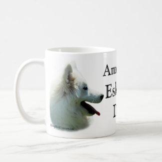 De Amerikaanse EskimoMok van de Bagatellen van de Koffiemok