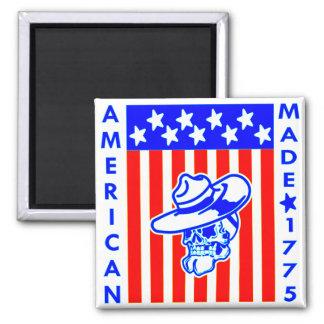 De Amerikaanse Gemaakte Militair van de Vlag van Magneet