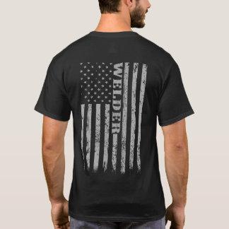 De Amerikaanse Gift van de Lasser van Lassers T Shirt