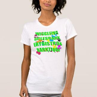 De Amerikaanse Groene Kleding van dames & het Over T Shirts