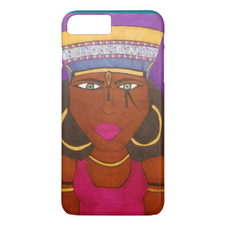 De Amerikaanse Koningin van Aftican iPhone 7 Plus Hoesje