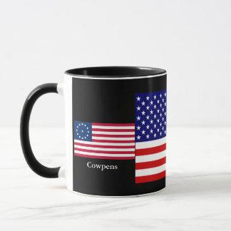 De Amerikaanse Kop van Combo van Vlaggen