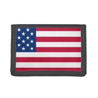De Amerikaanse Portefeuille van de Vlag