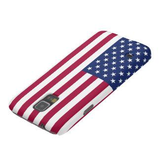 De Amerikaanse Samenhang van de Melkweg van Samsun Galaxy S5 Hoesje