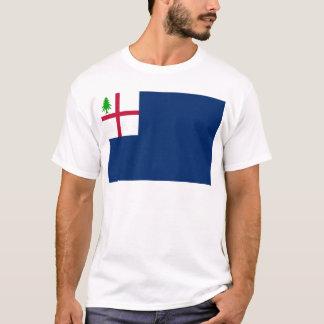 De Amerikaanse Slag van de Revolutie van de Vlag T Shirt