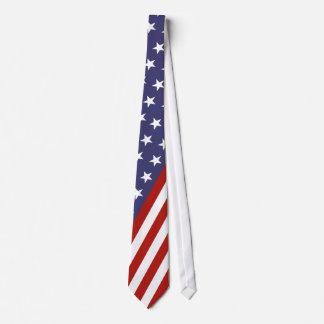 De Amerikaanse Stropdas van de Vlag