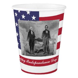 De Amerikaanse Vlag van George Washington Abraham