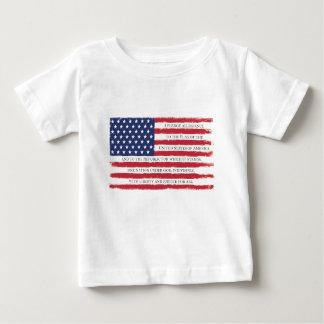 De Amerikaanse Wijnoogst van de Belofte van de Baby T Shirts