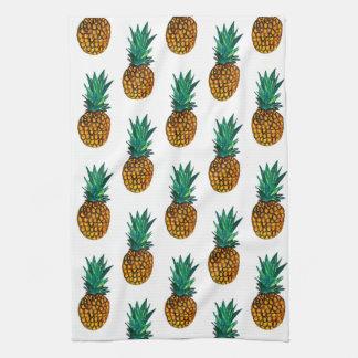 De Ananas van de Handdoek van de keuken