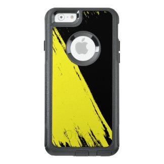 De anarcho-kapitalisme Geborstelde Doos van de OtterBox iPhone 6/6s Hoesje