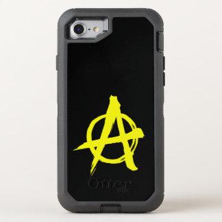 De anarcho-kapitalistische Doos van de Otter van OtterBox Defender iPhone 7 Hoesje