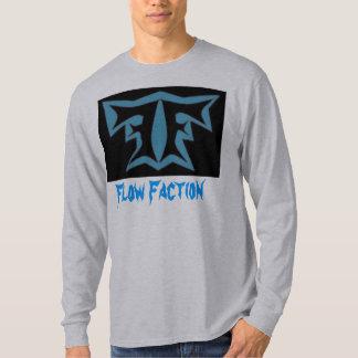 de angstaanjagende Factie van de Stroom T Shirt