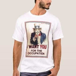 De anonieme T-shirt van SAM