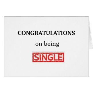 De anti-valentijnse Kaart van de Dag