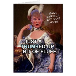 De anti Verkiezing van Donald Trump Marie Kaart