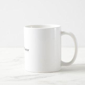 De antiek Koffie van de Collector/de Mok van de