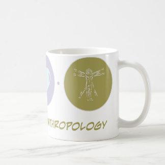 De Antropologie van de Liefde van het geloof Koffiemok