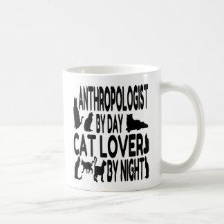 De Antropoloog van de Minnaar van de kat Koffiemok