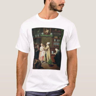 De apotheker t shirt
