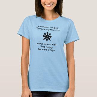 De Apotheker van Ninja T Shirt