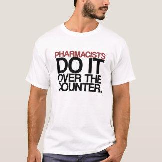 De apothekers doen het over de tegenT-shirt T Shirt