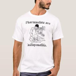 """De """"apothekers zijn onontbeerlijke"""" t-shirt"""