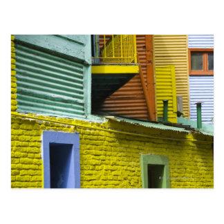 De architectuur van La Boca, Gr Caminito 2 Briefkaart