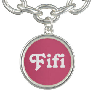 De Armband Fifi van de charme