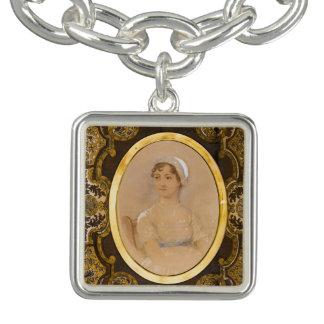 De armband van de het portretcharme van Jane