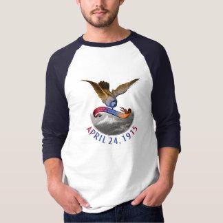 De Armeense Herinnering van de Volkerenmoord T Shirt