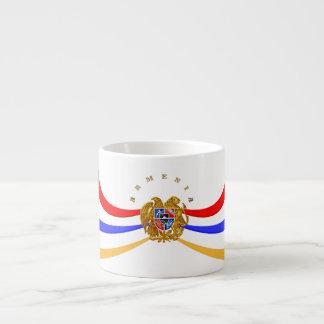 De Armeense Koffie van het Wapenschild Espresso Kop