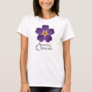 De Armeense Volkerenmoord vergeet me niet T-shirt