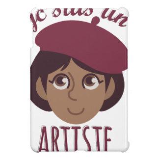De Artiest van de V.N. van Susi van Je Hoesjes Voor iPad Mini