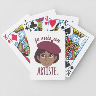 De Artiest van de V.N. van Susi van Je Pak Kaarten