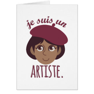 De Artiest van de V.N. van Susi van Je Wenskaart