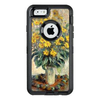 De Artisjok van Claude Monet Jeruzalem bloeit 1880 OtterBox Defender iPhone Hoesje