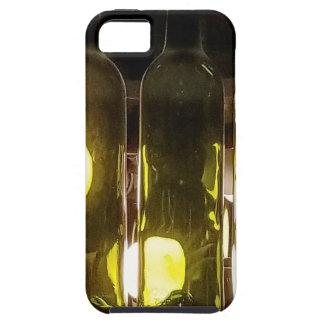 De artistieke Funky Fles van de Wijn Masculinev Tough iPhone 5 Hoesje