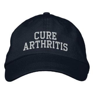 """De """"artritis van de behandeling"""" - Geborduurd Pet Geborduurde Pet"""