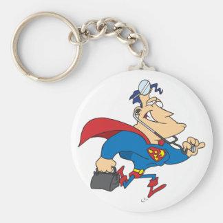 De Arts Keychain van Superhero Sleutelhanger