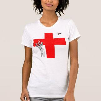De As 2009 van Engeland T-shirt