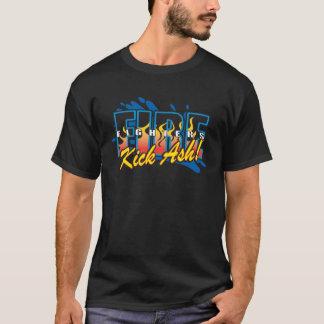 De As van de Schop van de Vechters van de brand! T Shirt
