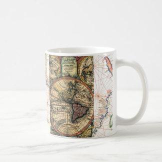 De Atlas van de wereld Koffiemok