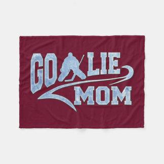 De Atletische Staart van het Mamma van Goalie van Fleece Deken