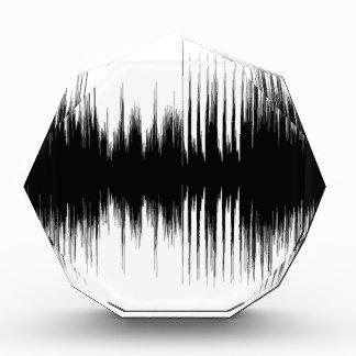 De audio Auditieve Muziek Muzikale Recording.pn Acryl Prijs