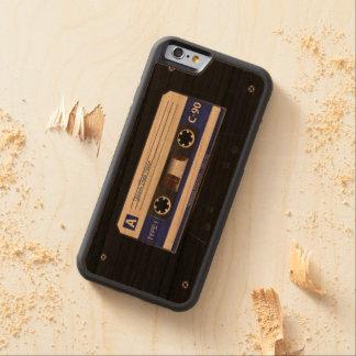 De audio Band van de Mengeling van de Cassette Kersen iPhone 6 Bumper Case