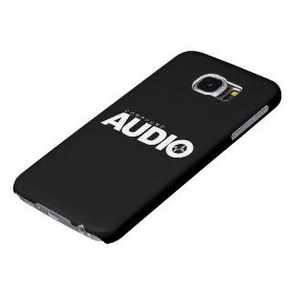 De AUDIO van de SAMENSTELLING - mobiele de Samsung Galaxy S6 Hoesje