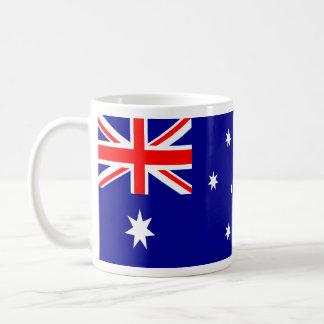 De Australische Brede Versie van de Mok van de
