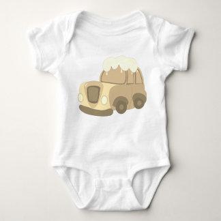 De Auto Jersey van het baby Romper